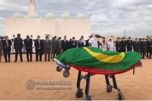 Les mauritaniens rendent un dernier hommage au premier président civil élu du pays