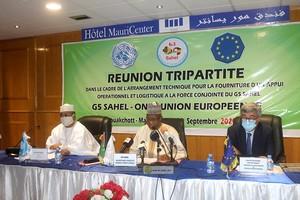 Lutte contre le terrorisme au Sahel: le G5, la Minusma et l'UE s'engagent à plus de coordination