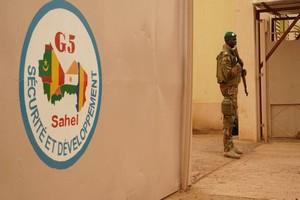 Le Tchad annonce des renforts militaires pour le G5 Sahel