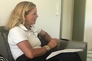 Entretien avec Son Excellence, Dr. Gabriela Linda Guellil: