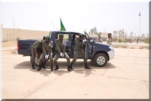 La gendarmerie mauritanienne recrute une nouvelle promotion d'élèves gendarmes