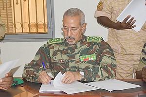 Mauritanie: Pas de tentative de coup d'Etat, selon le ministre de la défense