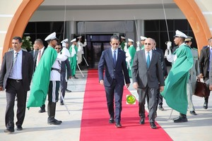 Le Président de la République se rend à Bamako (Mali)