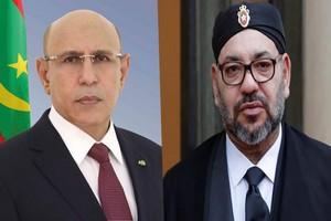 Mauritanie/CAF: Soutien du Maroc après un coup de fil de Ghazouani