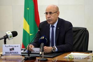 Ghazouani : les vaccins ont sauvé les mères et les enfants en Mauritanie