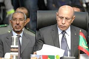 Ghazouani invité au sommet de Brazzaville sur la crise libyenne