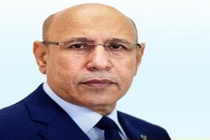 Un mouvement politique de soutien au président mauritanien Ghazouani lancé