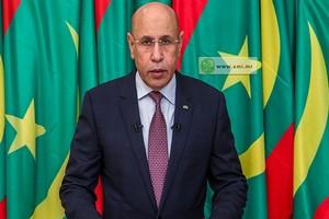 Discours du Président de la République à la Nation à l'occasion de la fête du Id El Fitr ce samedi 23 Mai