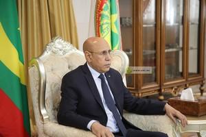 Le Président de la République dans une interview avec l'AMI