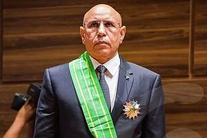 Mauritanie/Investiture : Discours intégral du Président de la République, SEM. Mohamed Ould Ghazouani