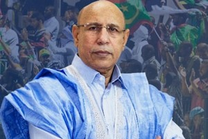Des dirigeants de l'opposition reçus par le président Ghazouani