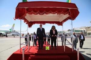 Mauritanie: Arrivée du Président de la République à Addis-Abeba