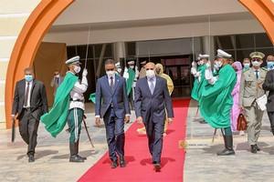 Sommet du G5 Sahel : départ du Président de la République pour N'Djamena