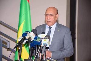 Mauritanie: Ghazouani prévoit une tournée dans le Gorgol