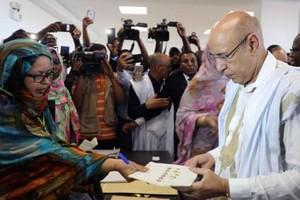 Mauritanie. Six mois qu'El Ghazouani est président: un bilan mitigé, selon le chef de l'opposition