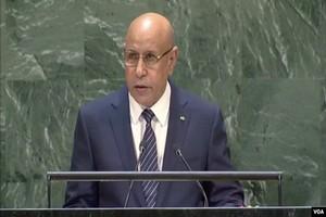 El Ghazouani : la résolution de la crise lybienne, un préalable à une lutte efficace contre le terrorisme au Sahel