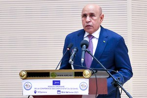 VII Session de la Conférence des Chefs d'Etat du G5 Sahel : discours du Président de la République