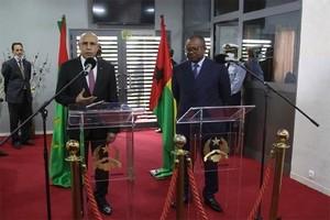 Mauritanie-Guinee-Bissau : La rencontre Ghazouani-Umaro Sissoco Embalo renforce l'axe Nouakchott-Bissau