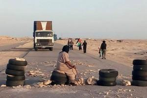 Frontière Maroc-Mauritanie bloquée : des transporteurs sénégalais souffrent depuis 20 jours dans le désert