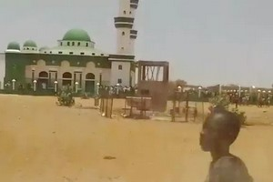Kinikoumou Guidimagha Mauritanie: Gros incidents autour de l'affaire de la grande mosquée du village