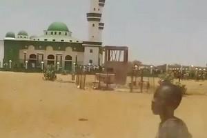 Kinikoumou Guidimagha Mauritanie: Gros incidents autour de l'affaire de la grande mosquée du village