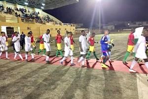 CAN U17 : victoire logique de la Guinée devant la Mauritanie (3-1)