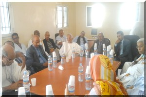 Quinzième anniversaire de la disparition de Habib ould Mahfoudh : Hommage lui a été rendu