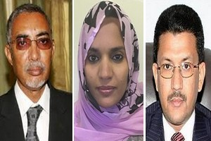 Confiscation des passeports d'Ould Hademine, Ould Oudaa et Amal mint Maouloud