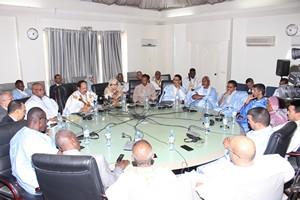 Les parlementaires mauritaniens se mobilisent en faveur de l'environnement