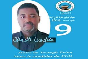 Mauritanie-Elections: Arrestation d'un candidat à la mairie de Tevragh-Zeina