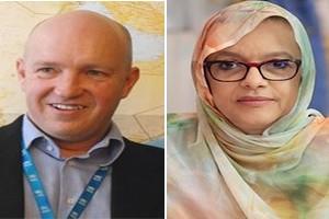 Communique de presse conjoint - Changement climatique : La Mauritanie et le HCR appellent à redoubler d'efforts