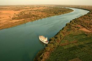 La hauteur des eaux du fleuve Sénégal en hausse dans deux wilayas