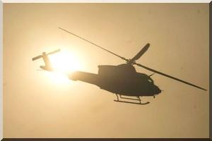 L'Espagne n'exclut pas l'enlèvement d'un hélicoptère militaire au Sahara