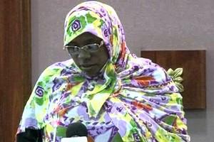 Mint Djyeh au PM: Vous devez présenter des excuses aux victimes de la terreur en Mauritanie