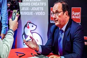 L'agenda chargé de François Hollande en 2019, la  Mauritanie au rendez-vous, selon le Figaro