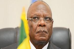 Mali: Ibrahim Boubacar Keïta reçoit les groupes armés