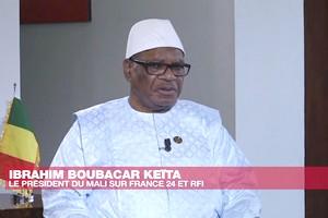 Vidéo. Le président malien IBK annonce un dialogue avec des chefs jihadistes