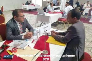 Mission d'affaires d'entreprises françaises et tunisiennes organisées par Oppafrika à l'Hôtel Azalai du 21 au 28 octobre 2018 [PhotoReportage]