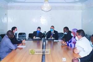 Michael Dodman  : « la Mauritanie a enregistré d'importants résultats dans le domaine des droits de l'homme »