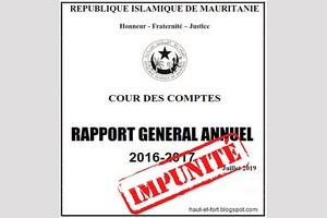 Crimes et délits : La Cour des comptes mauritanienne est-elle crédible ? Par Pr ELY Mustapha
