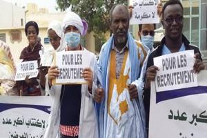 Mauritanie : Des infirmiers sortant des écoles de santé étatiques réclament le recrutement immédiat