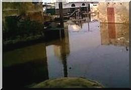 Intempérie / L'école 5 de Tidjikja encore sous les eaux dans Faits divers inondation_breve_1