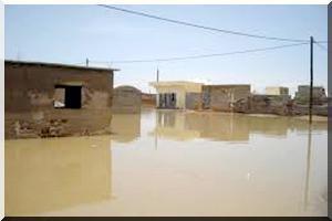 Nouakchott se noie et le gouvernement croise les bras