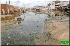 Nouakchott : sale temps après la pluie