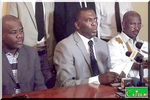 Affaire Ould Mkheitir :  IRA Mauritanie lance un appel aux esclaves, forgerons… - [PhotoReportage]