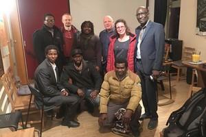 Communiqué de IRA Mauritanie en RFA : Rencontre des militants et sympathisants d'IRA-Mauritanie en Allemagne