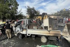 Irak: 30 morts et 50 blessés dans l'attentat à la bombe la nuit de l'Aïd à Bagdad