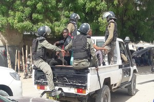 Nouvelles arrestations dans les rangs d'IRA-Mauritanie [PhotoReportage]