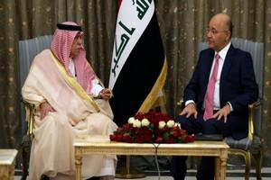 L'Arabie saoudite débloque 1,5 milliard de dollars d'aide à l'Irak
