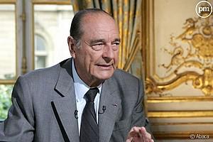 Jacques Chirac :